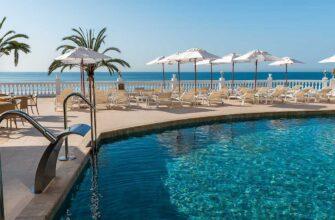 Nixe Palace hotel Mallorca