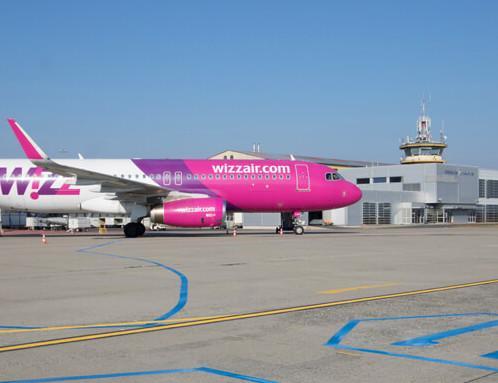 Wizz_debrecen airport