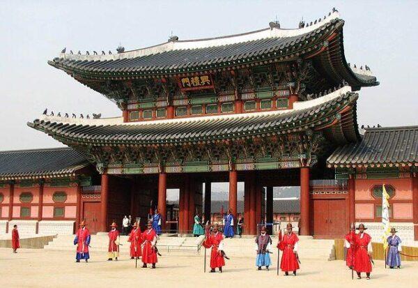 gyeongbokgung 1403413_640