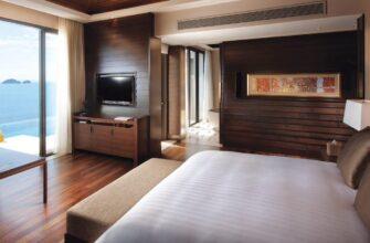 Hilton_Conrad_Koh_Samui_oceanview pool villa