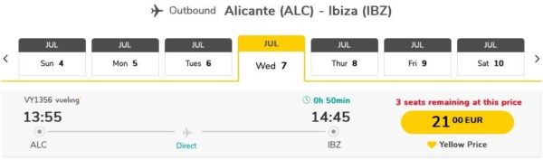 Vueling promo _Say hello to 2021 2