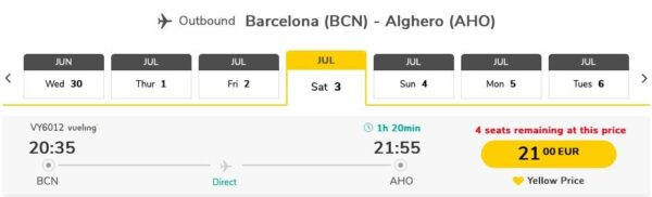 Vueling promo _Say hello to 2021 3